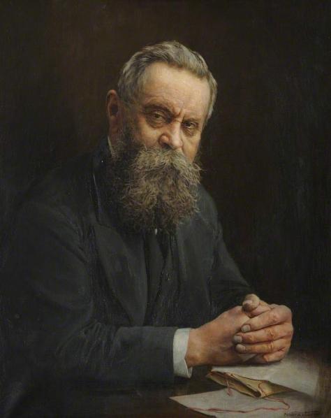 Walker, Hester M., active 1906-1907; Henry Fitzalan-Howard (1847-1917), 15th Duke of Norfolk, Founder and First President of St Edmund's College (1897-1917)