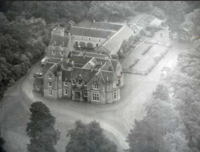 GILFORD CASTLE
