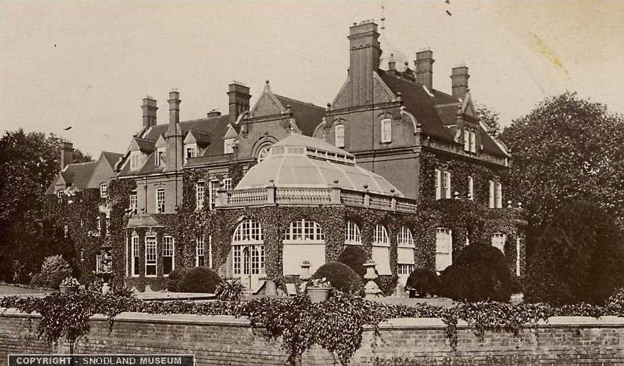 holborough court - kent photo archive 1