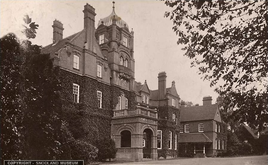 holborough court - kent photo archive