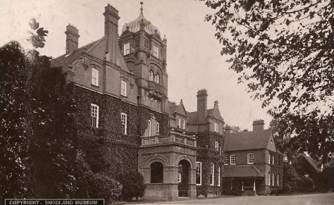holborough court - kent photo archive