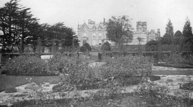 LILLESHALL HOUSE