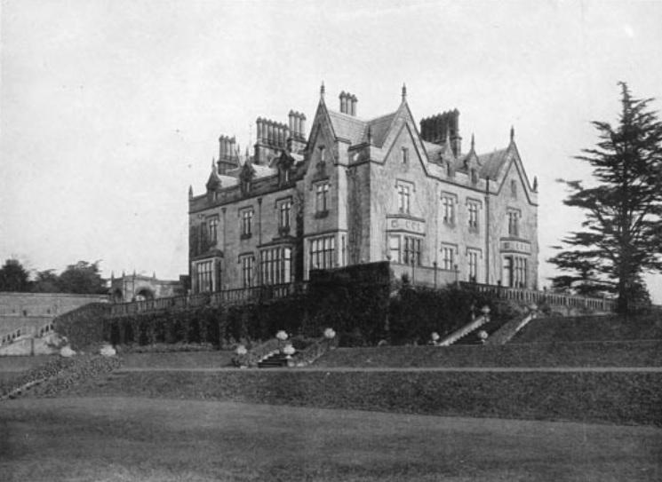 lilleshall hall - shropshire history 2