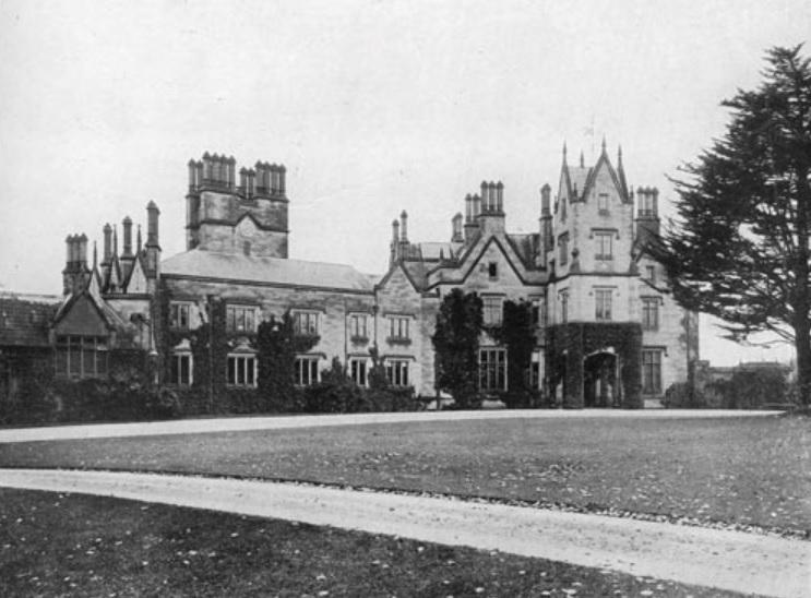 lilleshall hall - shropshire history 3