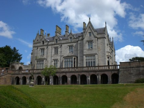 lilleshall hall