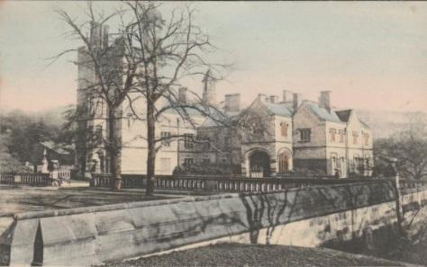 the farm c1905-1910