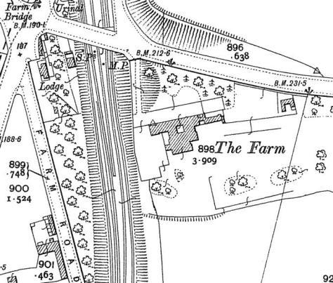 the farm - sheffield history 1920s