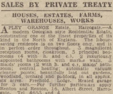 yorkshire post and leeds intelligencer - 29 nov 1947 - bna
