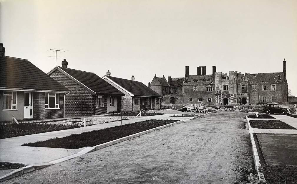 Beaupre Hall - Norfolk - Country Life Archives (1)