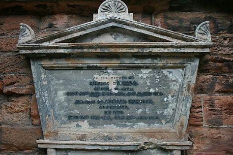 gilbert-douglas-grave - Spanglefish