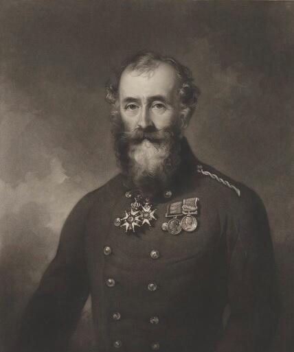 Henry Robinson-Montagu in 1858 (NPG)
