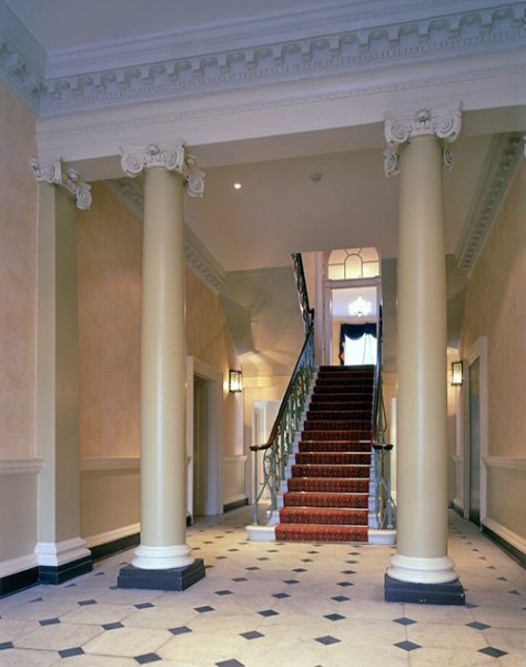 Morden Park House - Acanthus Architects 1