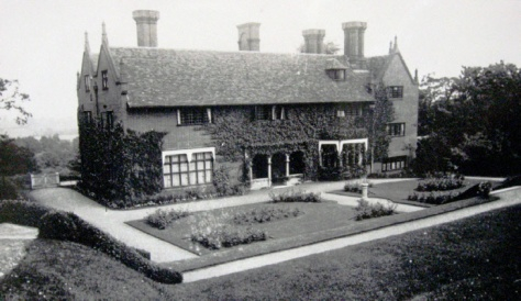 Offley Holes House - A History of Preston in Hertfordshire (1)