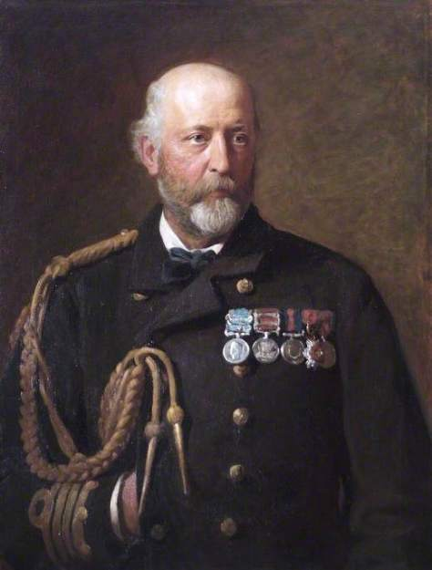 unknown artist; Rear Admiral Sir Ralph Cator