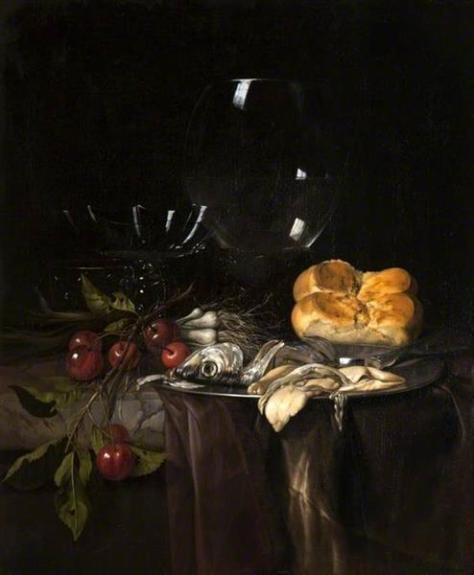 still-life-herring-cherries-and-glassware-1680.jpg!Large WikiArt