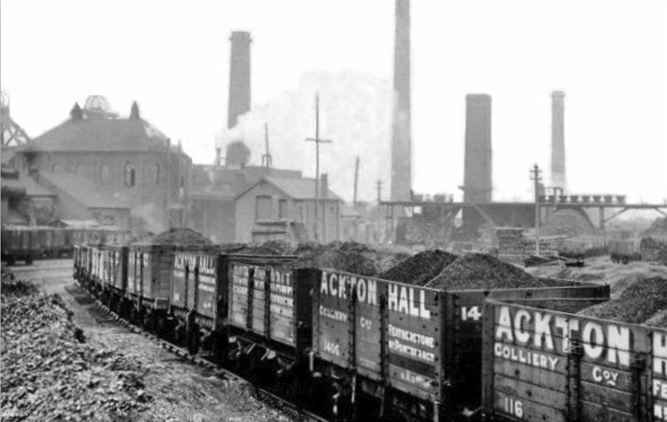 Ackton Hall Colliery - Healey Hero (1)