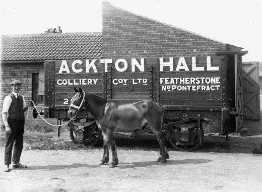 Ackton Hall Colliery - My Featherstone Collieries