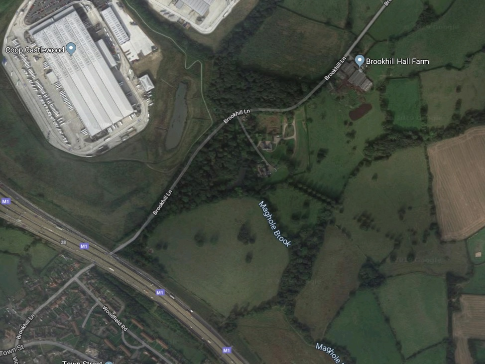 Brookhill Hall - Google Maps (1)