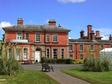 Wilmont House - Lord Belmont in Northern Ireland (1)